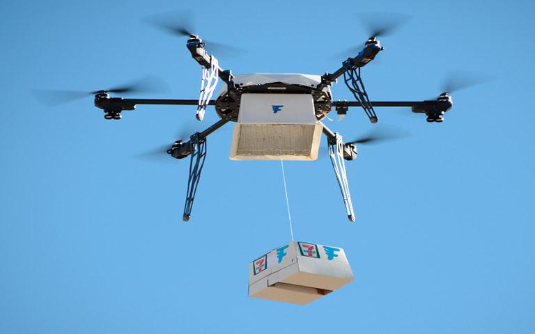 Dron 2